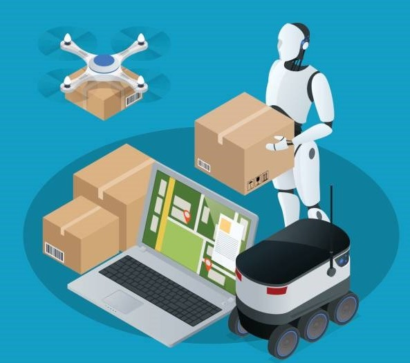 Drone Fast Delivery