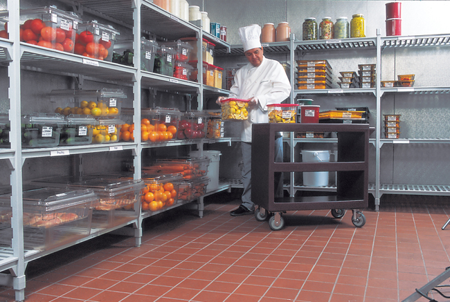 Walk-in Coolers and Freezers