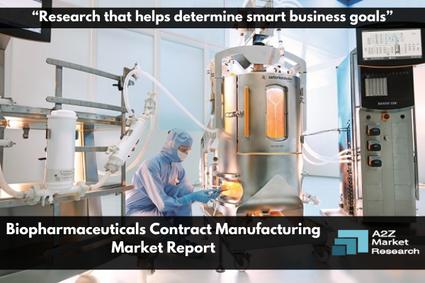 Biopharmaceuticals Contract Manufacturing Market Report