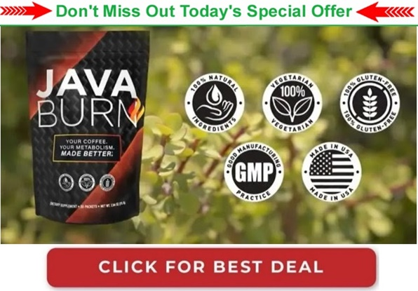 java burn coffee canada - where to order at best rate