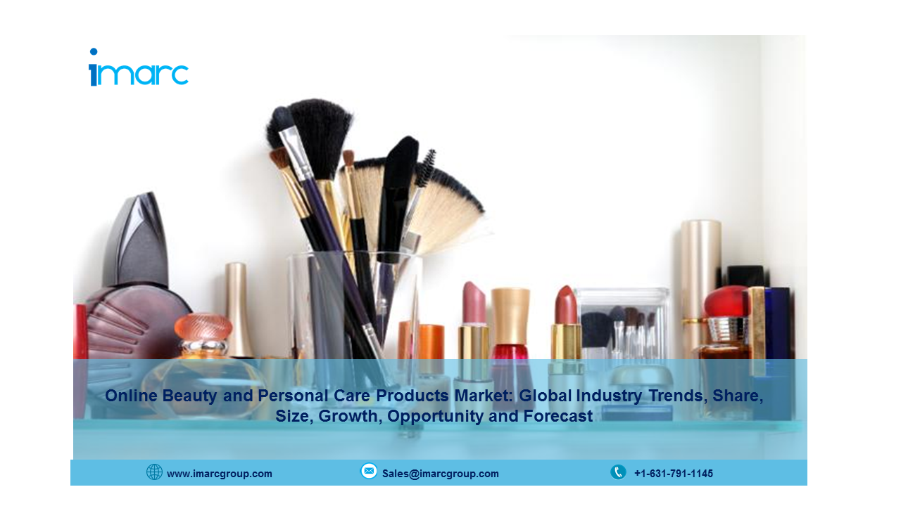 Online Beauty and Personal Care Products Market Blog Image